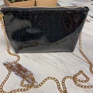 YSL Cosmetic Pouch to Crossbody